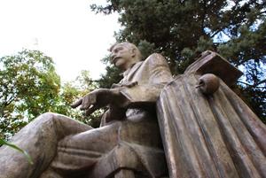 В Белгороде открыт памятник Ивану Бунину